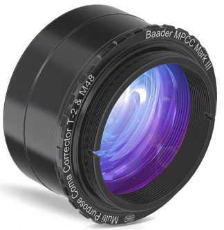 Baader Multi Purpose Coma Corrector Mark III fotografisch