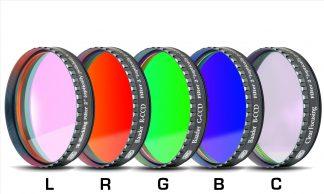 Baader L-RGB-C CCD Filter Set 2 inch