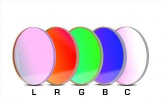 Baader L-RGB-C CCD-Filterset 50.4 mm