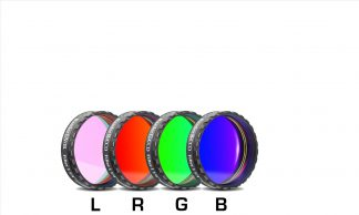 Baader LRGB-CCD-Filter-Set 1.25 inch RGB met UV/IR Cut / L-Filter