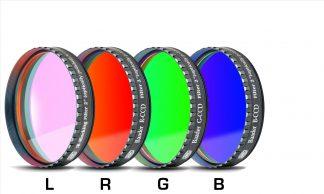 Baader L-RGB CCD Filter Set 2 inch RGB UV/IR Cut filter