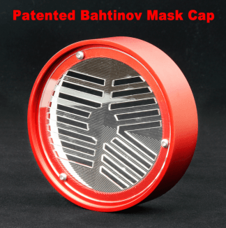 William Optics Bahtinov Mask voor 81 serie Rood