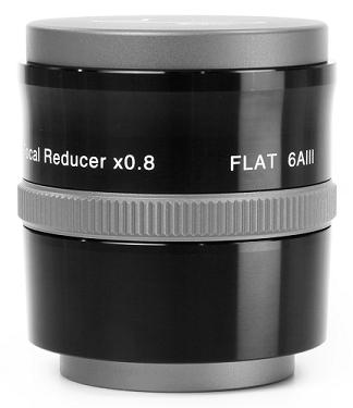 William Optics Flattener 6A III 0.8x reducer