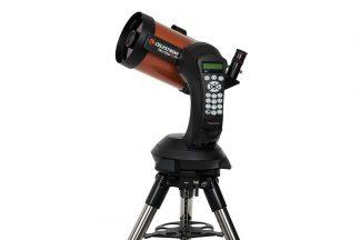 Celestron NexStar 5SE.Schmidt-Cassegrain. StarBright® XLT high transmission coating. GOTO telescoop met 40000 objecten.met equatoriale wig voor astrofotografie