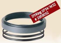 Baader Hyperion DT-Ring SP54/M52 voor DTAdapter II&III en Hyperion oculairs