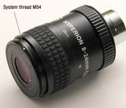 Baader Hyperion Zoom T-Ring SP54/T-2