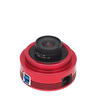 ZWO ASI 120MC S (kleuren) 1280x960 3 75µm