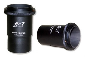 William Optics 2 inch foto adapter voor CANON EOS Camera's (lange versie)
