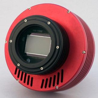 Atik 11000 Kleuren CCD camera