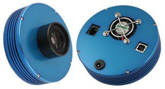 Atik Titan kleuren CCD camera