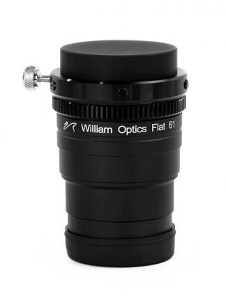 William Optics Flat61 voor Zenithstar 61