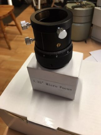 Ganymedes micro focuser 1.25