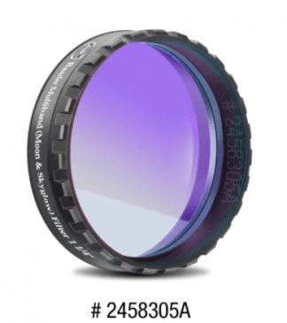 Baader Neodymium Moon en Skyglow filter 1,25 inch