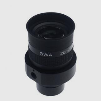 20mm SWA kruisdraad oculair zonder verlichting