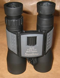 Swallow 8x32 compact
