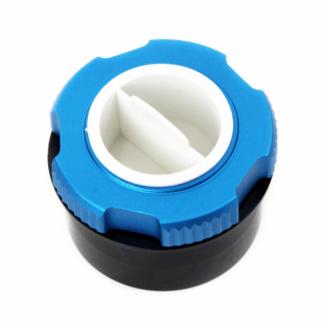 William Optics RotoLock adapter 1 25 inch Blauw