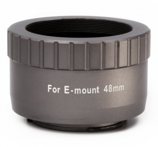 William Optics Sony E-mount SpaceGrey