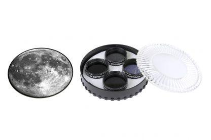 Celestron Maan filter set 1.25 inch 4 stuks