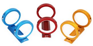 William Optics Guide scope ringen 50 mm Slide base in kleur