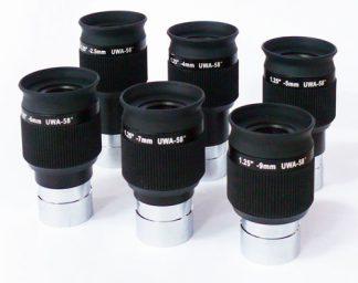 SWA oculair 9 mm 58 graden gezichtsveld