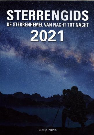 Sterrengids 2021, De sterrenhemel van nacht tot nacht
