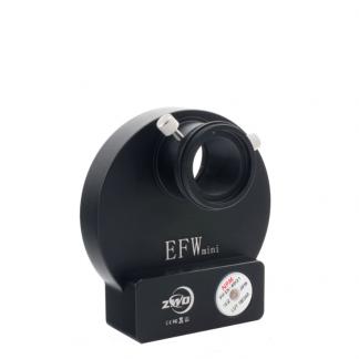 ZWO EFWmini 5x1.25 inch filters Ascom