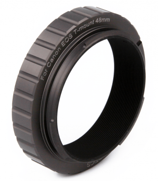 William Optics Canon M48 T-ring SG, Space Grey