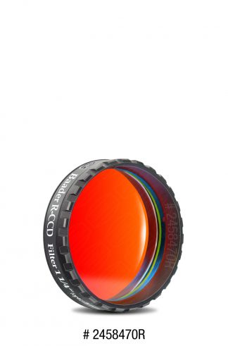 Baader R-CCD Filter 1.25 inch Rood