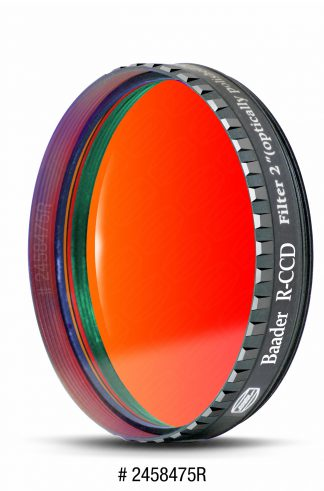 Baader R-CCD Filter 2 inch Rood