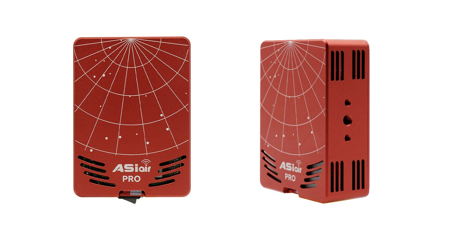 ZWO ASIAIR Pro wifi aansturing