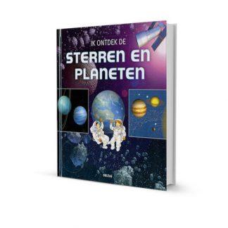 Ik ontdek de sterrenhemel en planeten