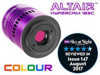 Altair Hypercam 183C-Pro CMOS camera