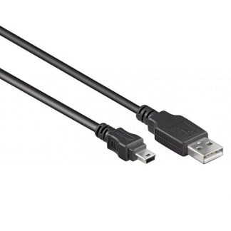 Mini USB naar USB A - Kabel - 2.0 - 2 meter