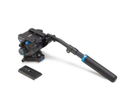 Benro S6 Videokop met snelkoppeling