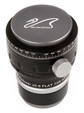 William Optics Flat 73R flattener / reducer 0.8x