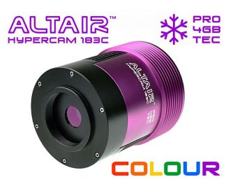 Altair Hypercam 183C PRO TEC COOLED Colour