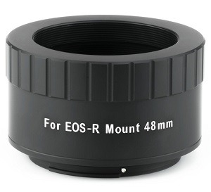 William Optics Canon EOSR T-Ring M48