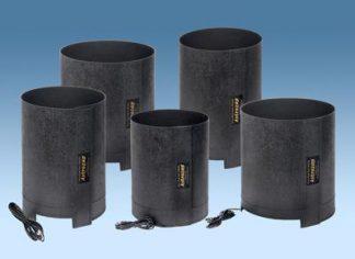 AstroZap Dauwkap voor 925 inch Flexi (heated)