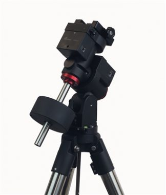 iOptron GEM 28 iPolar and LiteRoc tripod