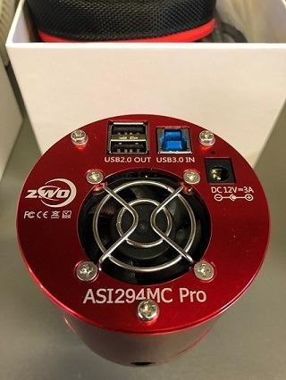 Occasion ZWO ASI294MC Pro Color