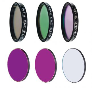 Optolong SHO filters set 6.5nm
