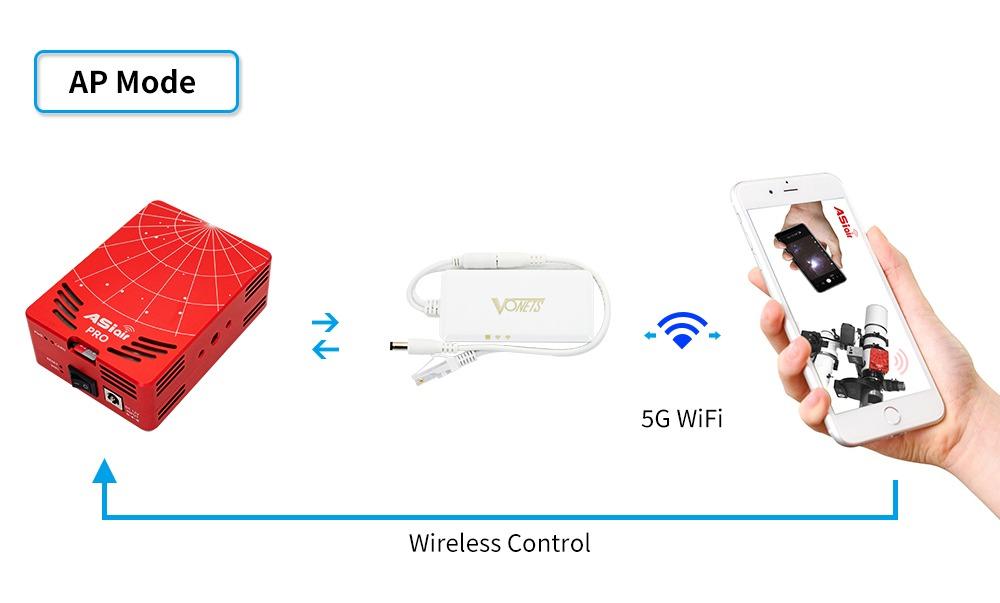 ZWO WiFi Extender for ASIAIR Pro
